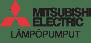 Mitsubishi Electric lämpöpumppu